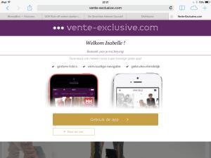Vente-Exclusive
